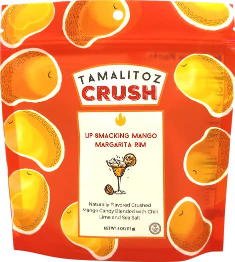 Lip Smacking Mango Crush Tamalitoz 12ct (Cocktail Rim)