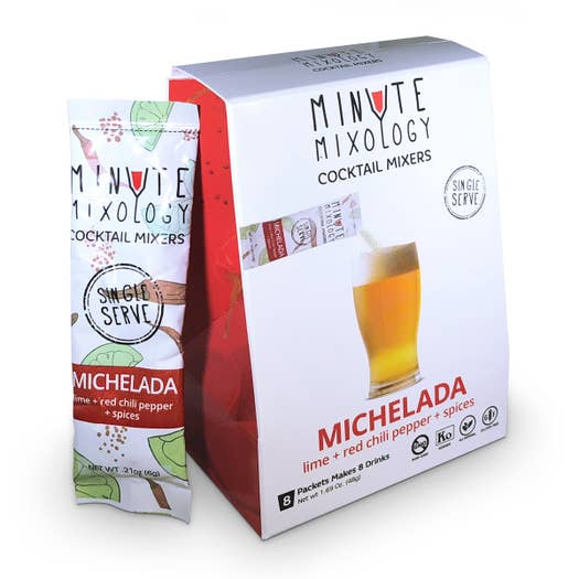 Michelada Cocktail mixer by Cocina